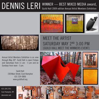 DennisLeri2009Award
